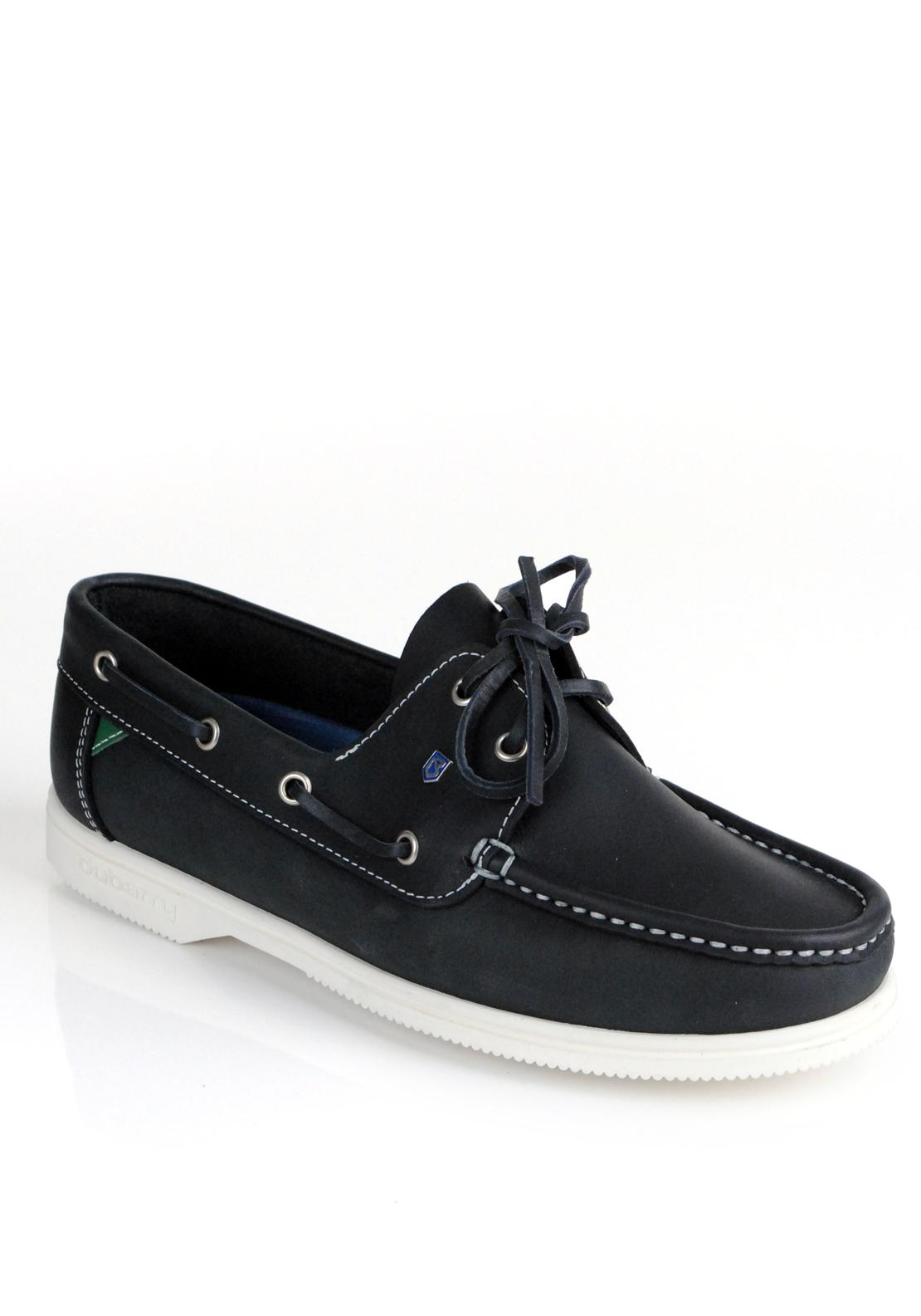 Dubarry Admiral Leather Shoe, Navy