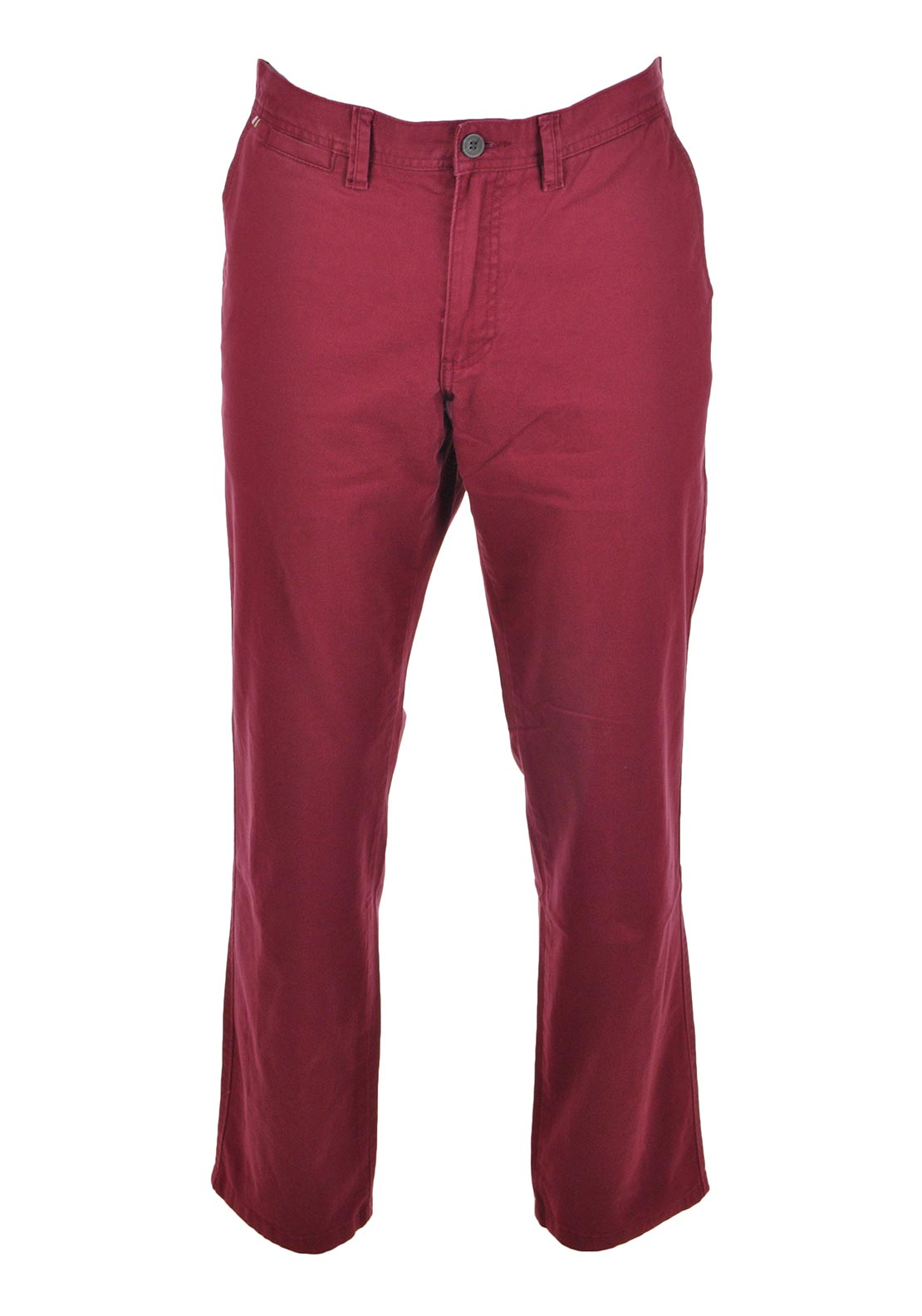 Andre Mens Jack Comfort Fit Chino, Cherry