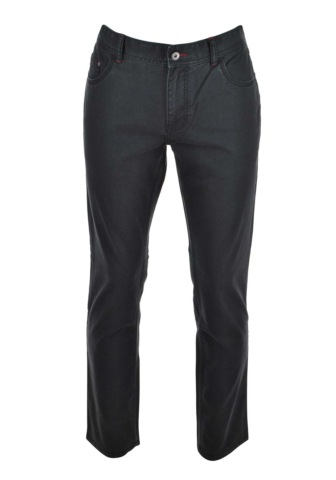 Andre Sterling Comfort Fit Jeans, Lead