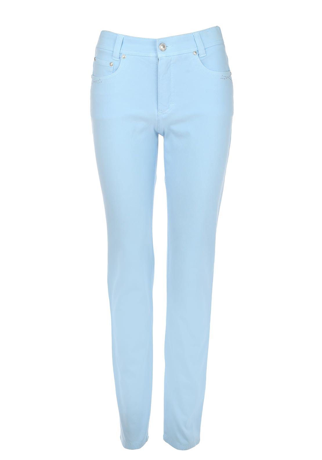 Anna Montana Angelika Magic Stretch Slim Leg Jeans, Blue