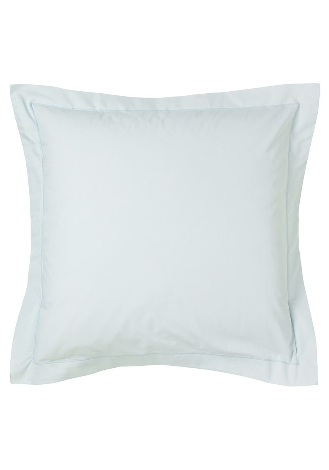 Fable Plain Dye Fitted Sheet, Duck Egg