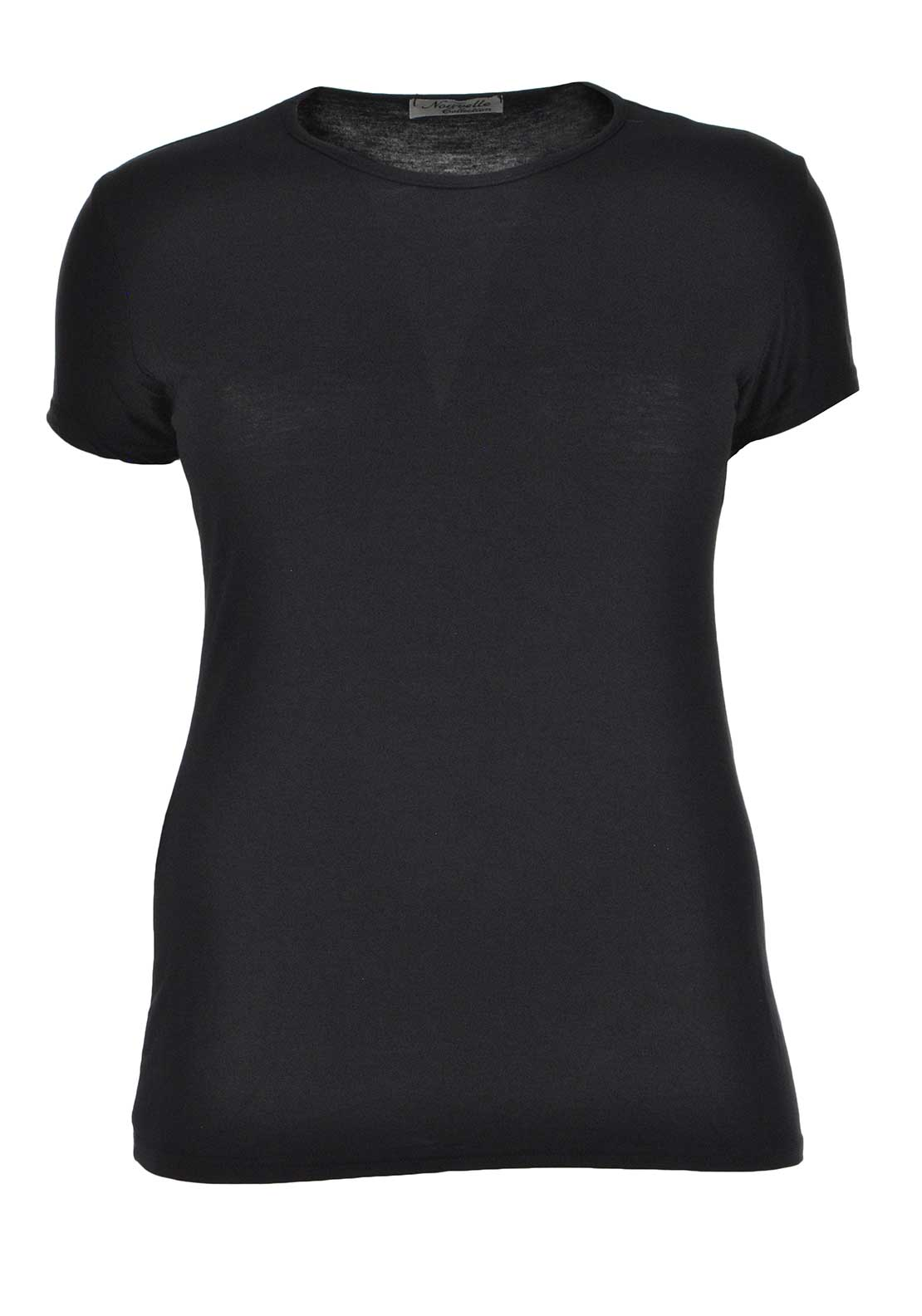 Lovedrobe Basic Top, Black