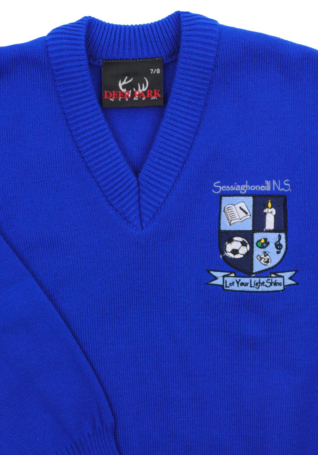 Deer Park Sessiaghoneill N. S Crested Jumper, Blue