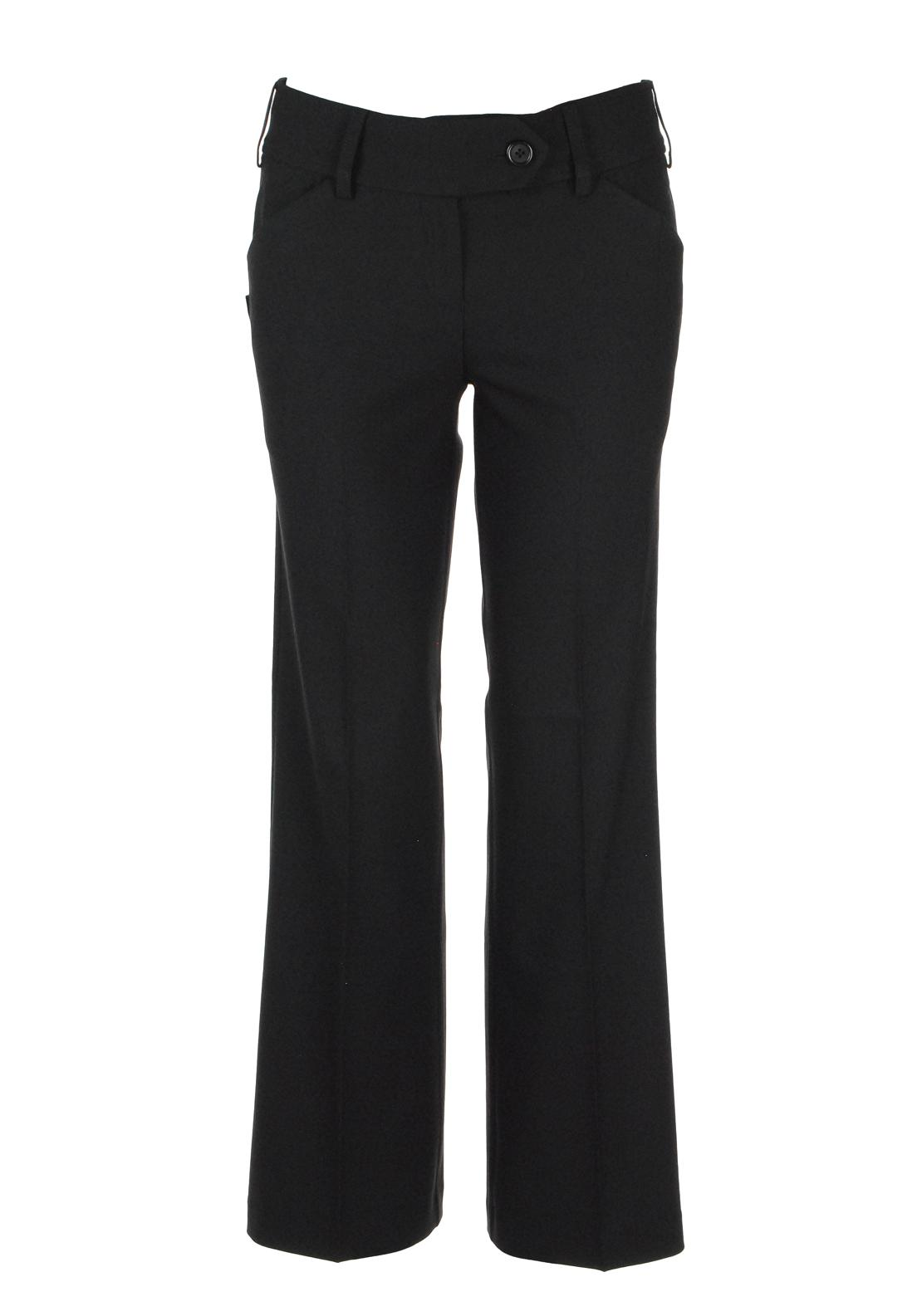 St. Columba's College Stranorlar Girls Trouser, Black