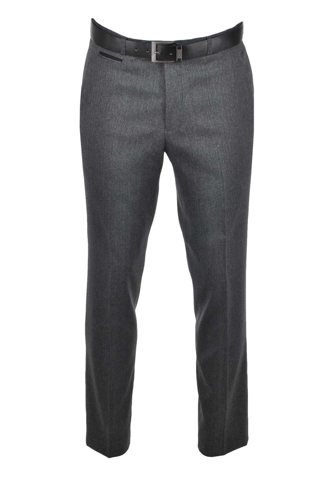 Remus Uomo Mens Santi T Formal Trouser, Grey
