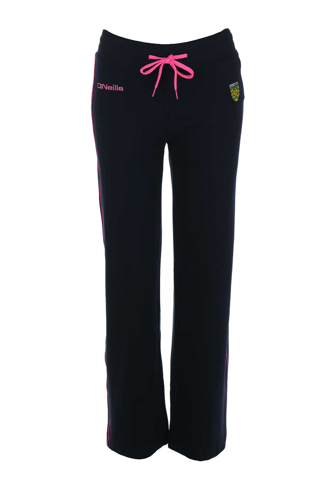 O'Neills Donegal GAA Womens Parnell Jersey Bottoms, Navy
