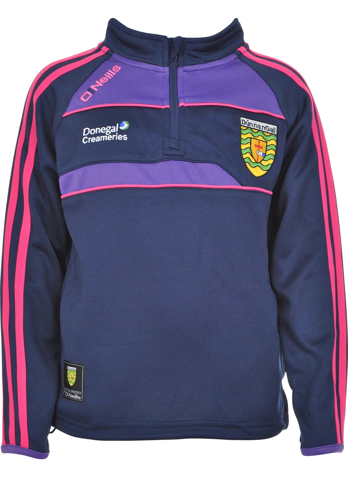 O'Neill's Girls GAA Shauna Donegal Training Top, Marine