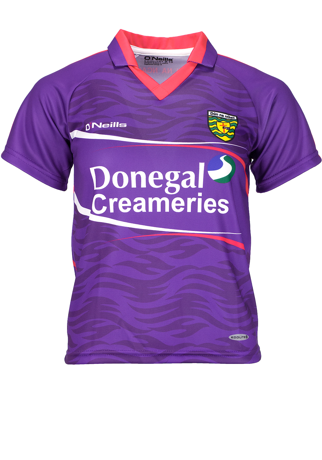O'Neills Donegal GAA Womens Jersey, Purple