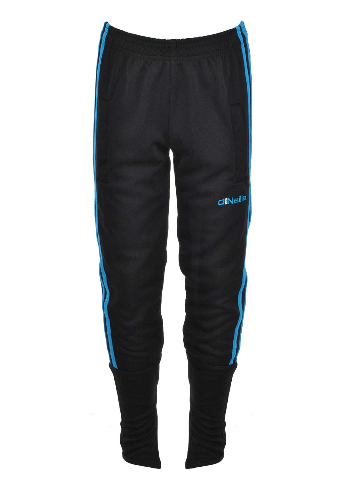 O'Neill's Kids Darwin Training Pants, Black and Blue