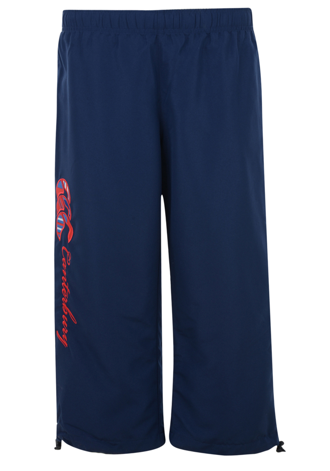 Canterbury Womens Uglies 3/4 Pant, Soft Navy