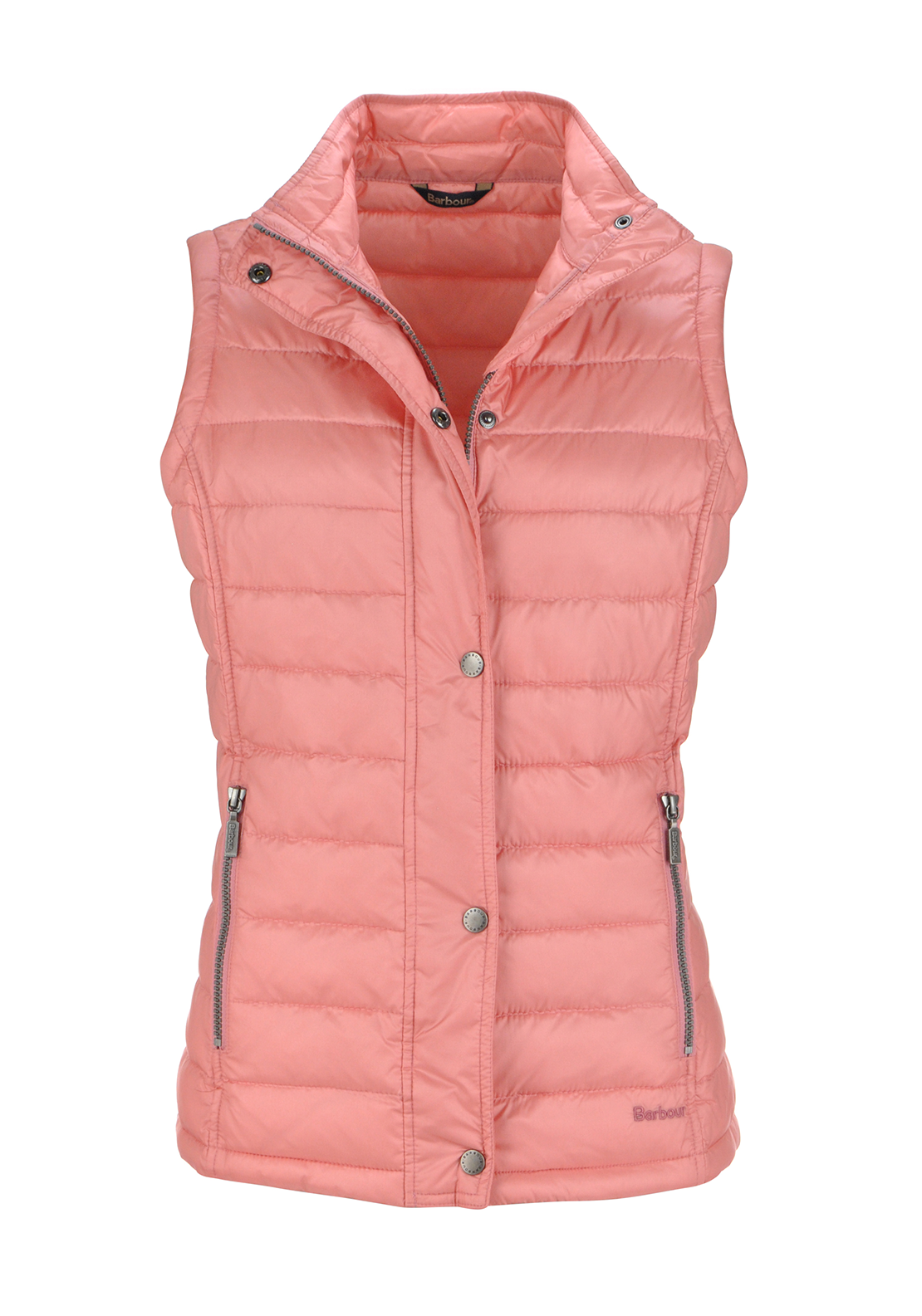 Barbour Womens Alasdiar Quilted Gilet, Pink