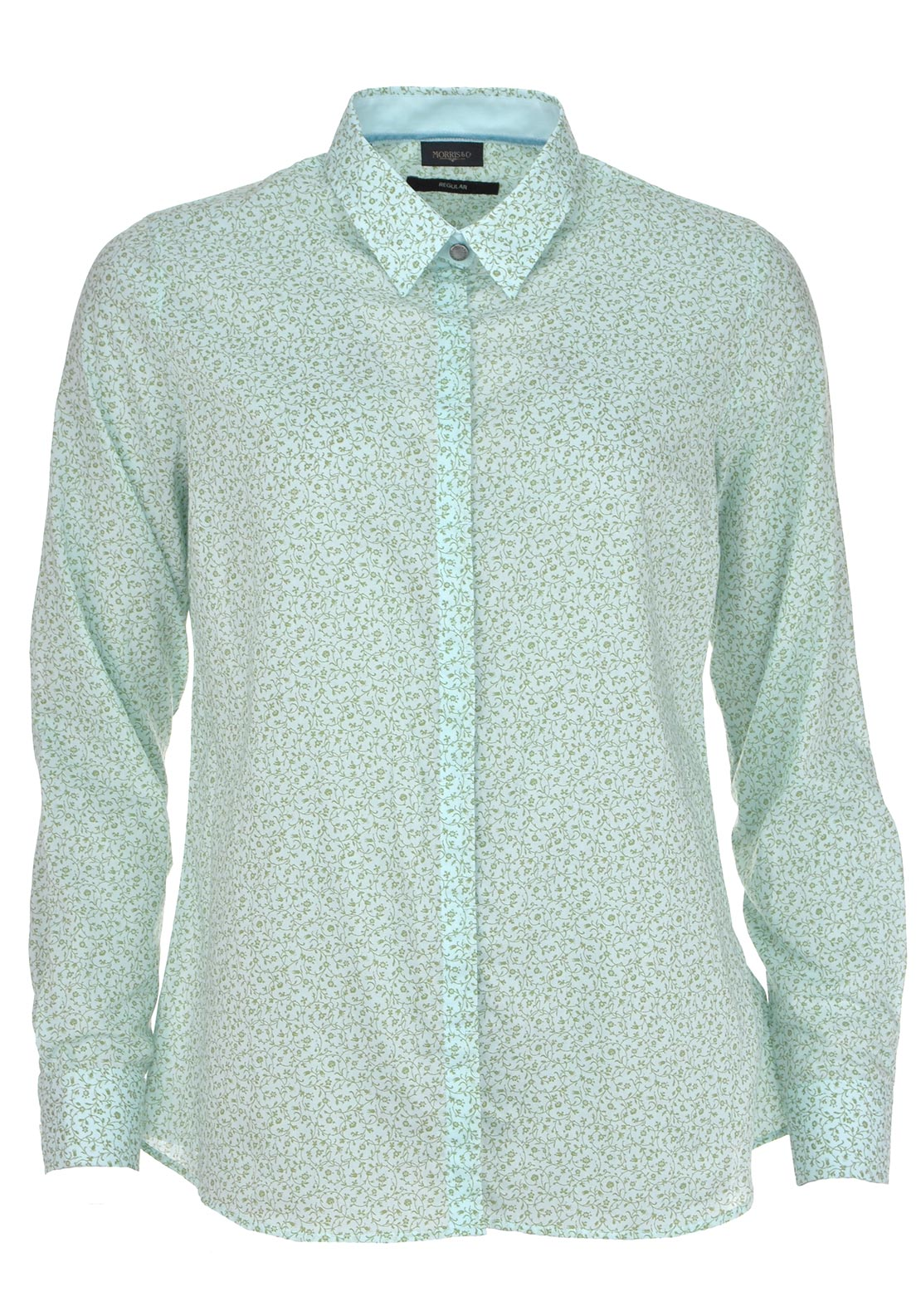 Barbour Womens May Blouse, Summersky