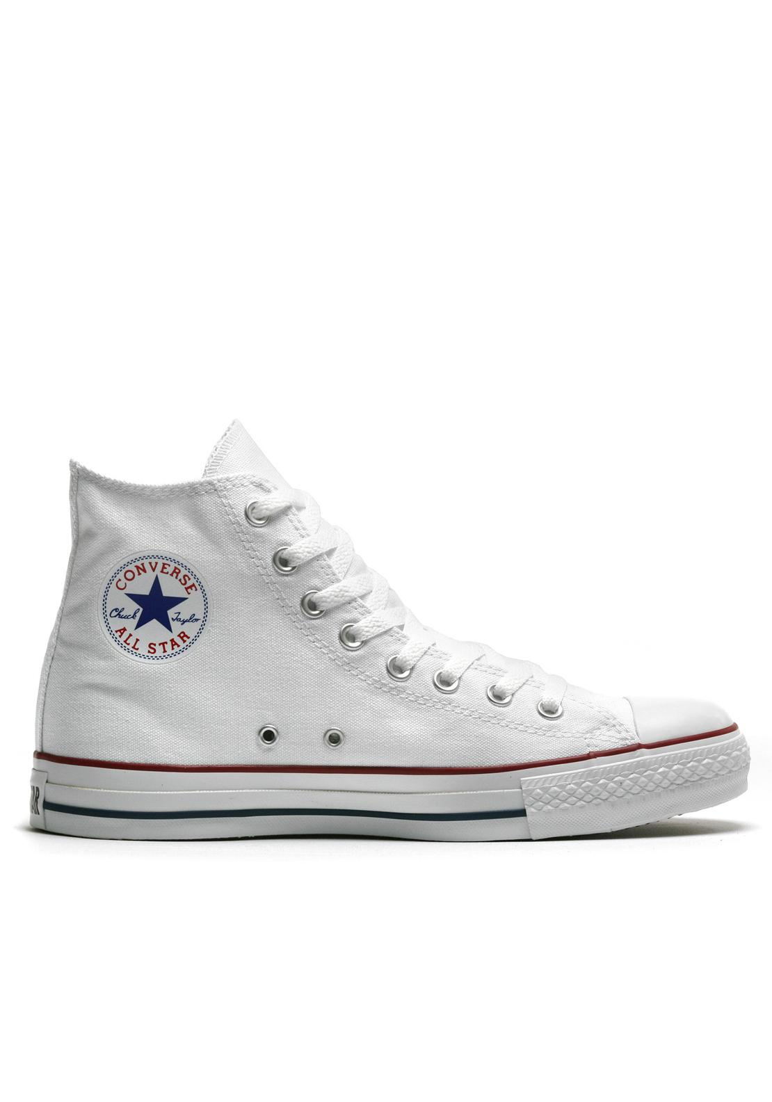 Converse Unisex Chuck Taylor  Hi Tops, White