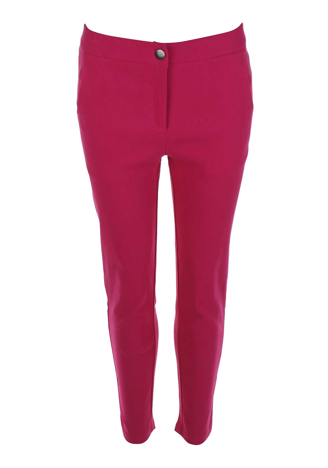 Boutique Tapered 7/8 Trousers, Pink