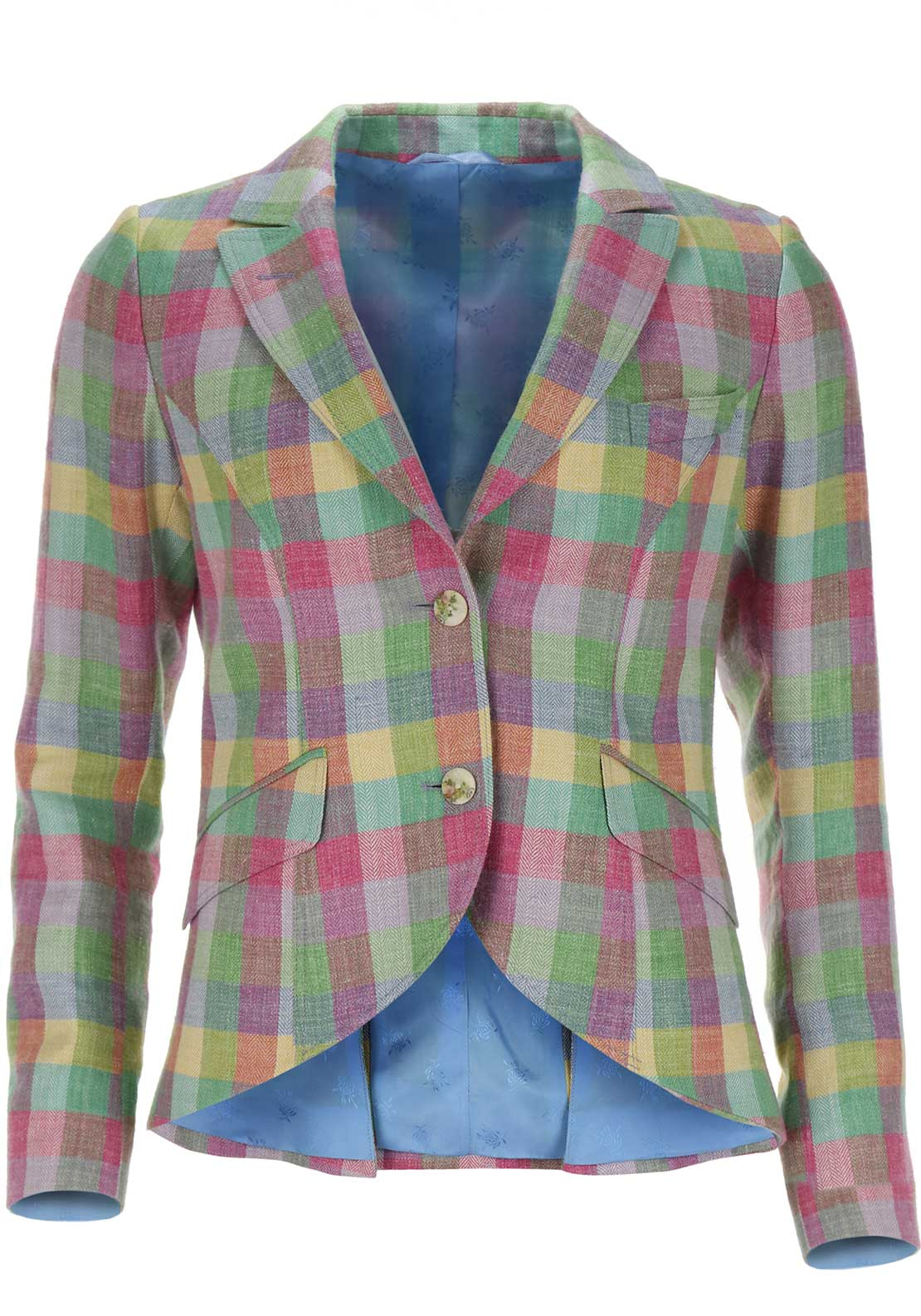Magee 1866 Womens Lily Tweed Blend Jacket