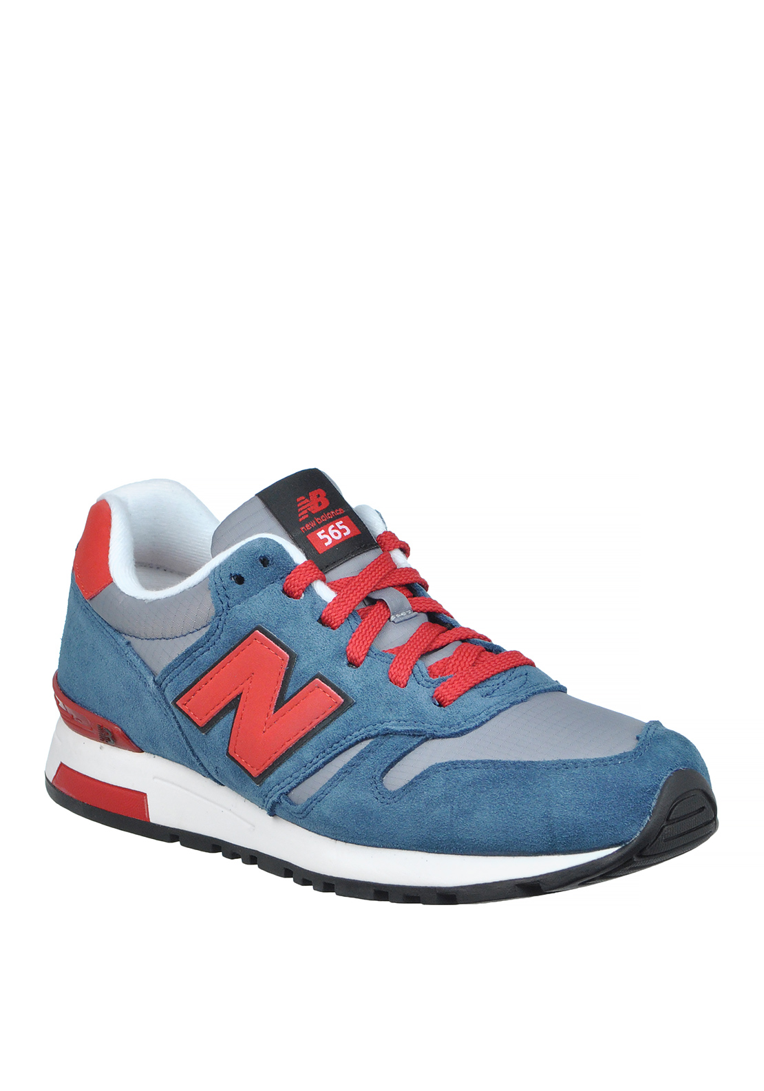 New Balance Mens 565 Fashion Runners, Grey
