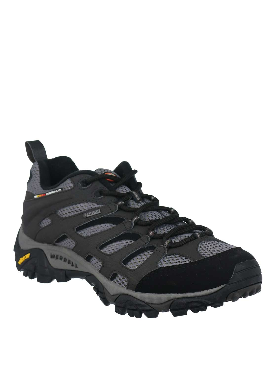 Merrell Moab Gore-Tex Wide Fit Hiking Trainer, Beluga