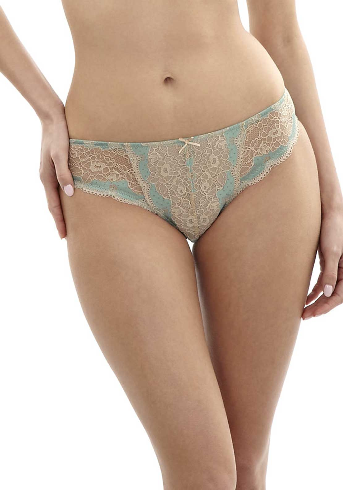 Panache Clara Brief, Duckegg Blue
