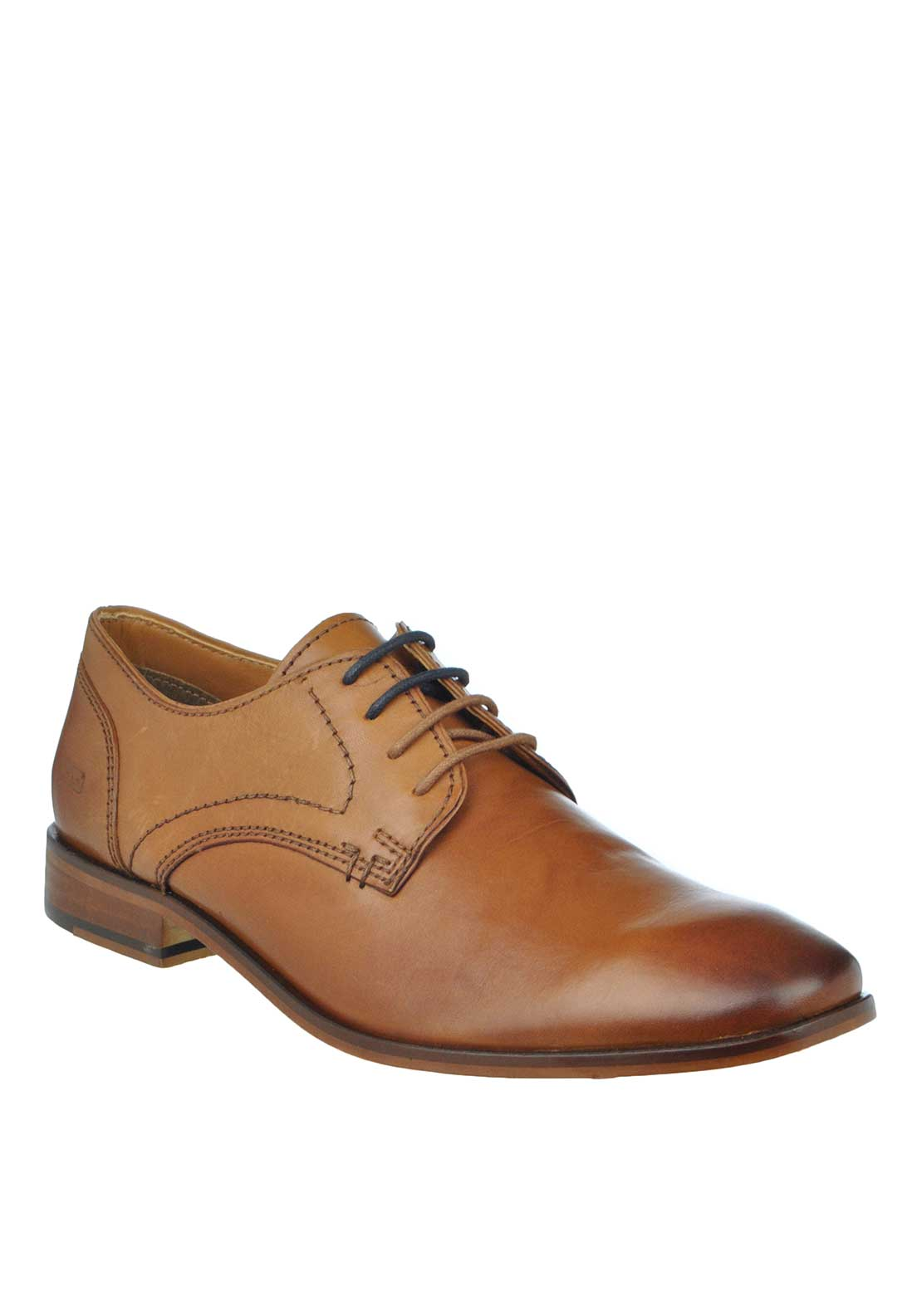 Paul O'Donnell by POD Boston Leather Lace Up Formal Shoes, Tan