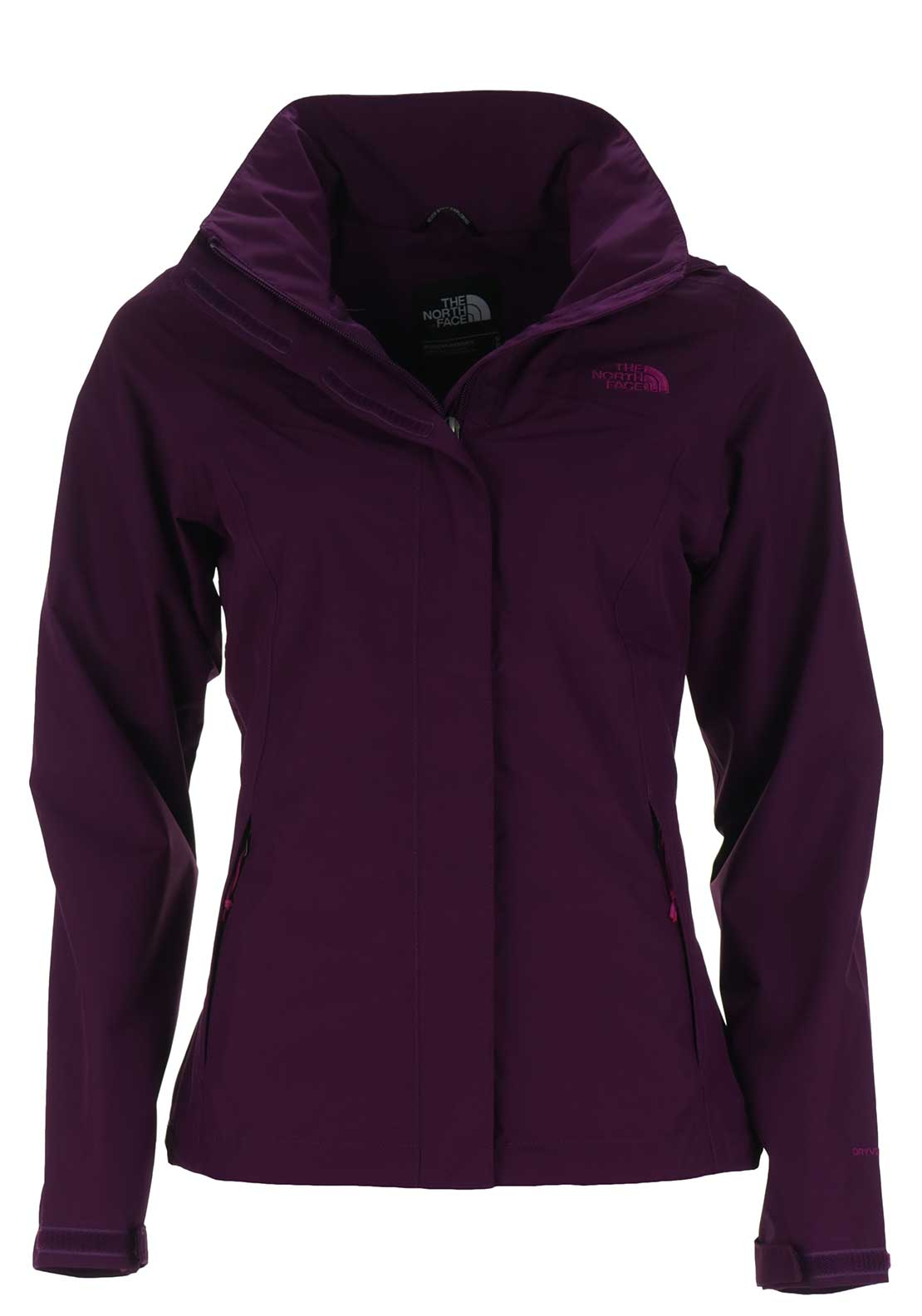 The North Face Womens Sangro Jacket, Paloma Purple