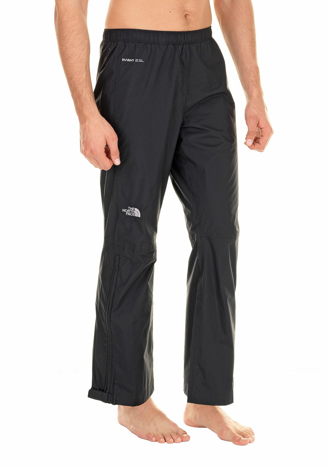 The North Face Men's Venture 1/2 Zip Pants, Black