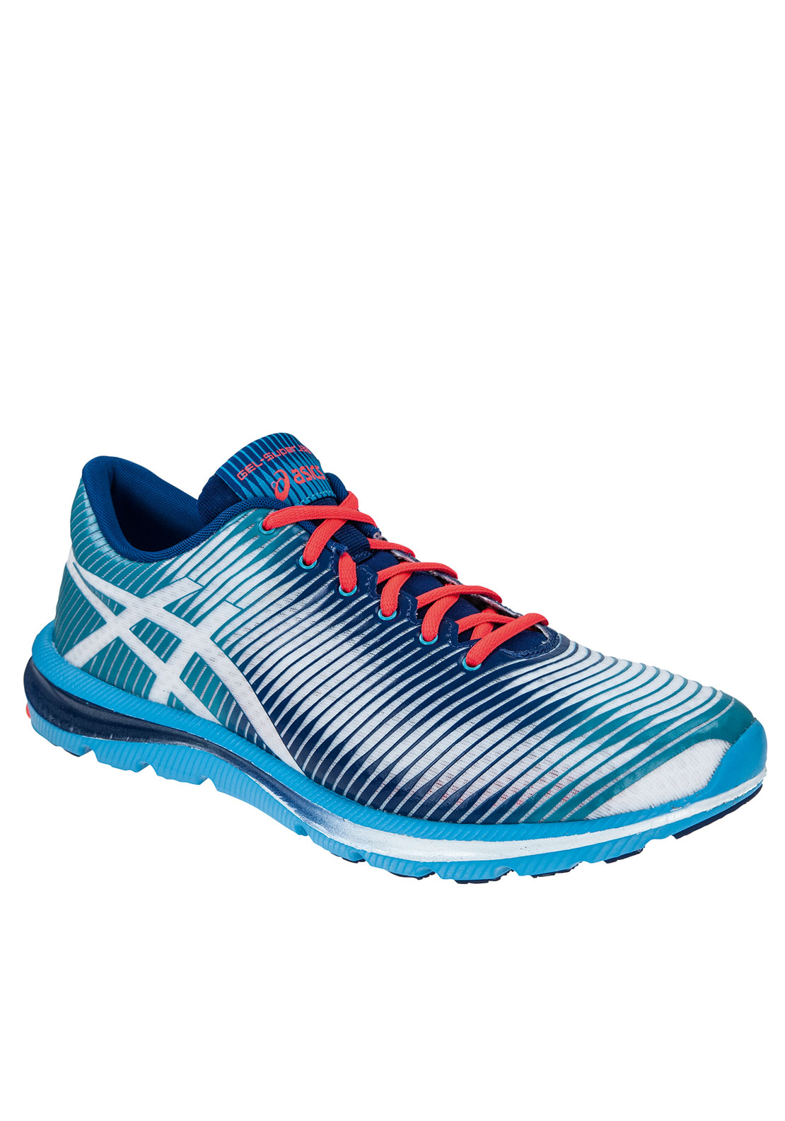 Asics Men's Gel-Super J33 Trainer, Blue