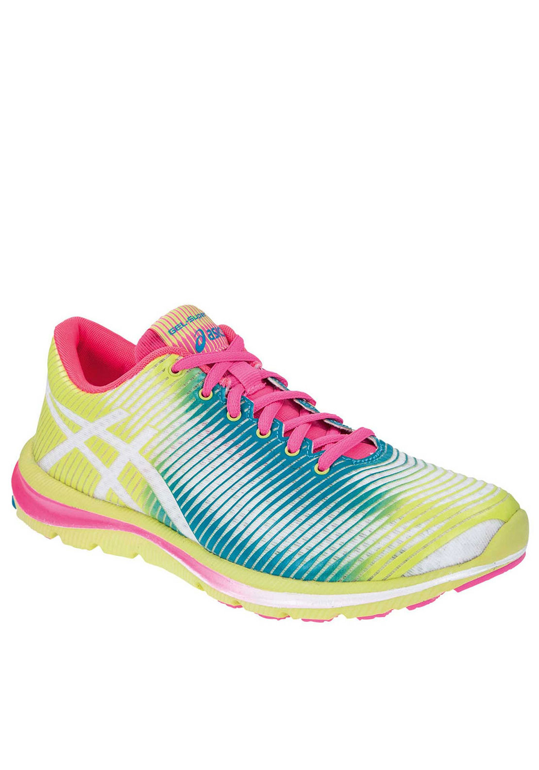 Asics Women's Gel-Super J33, Yellow