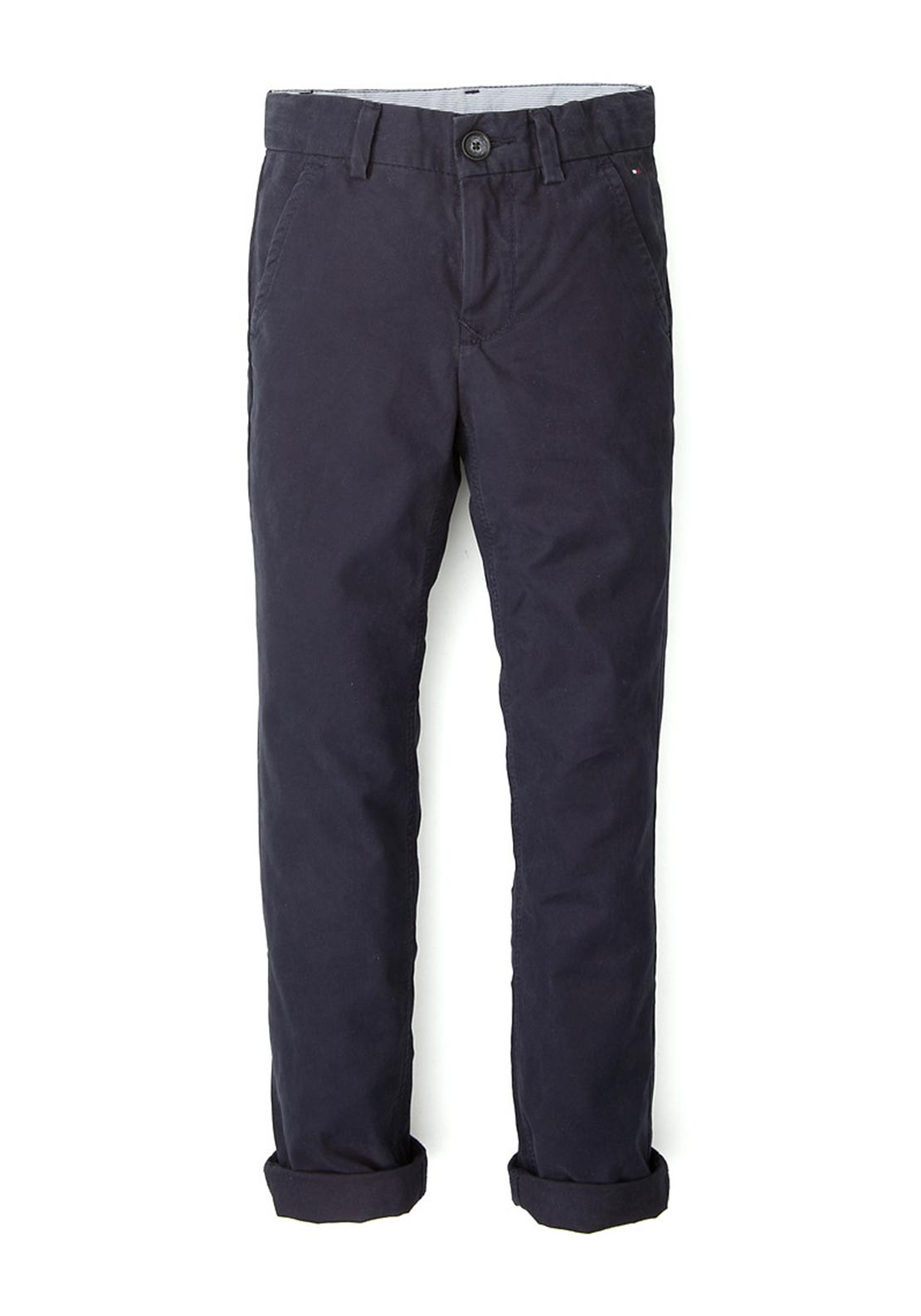 Tommy Hilfiger Boys Mercer Chino Trousers, Midnight