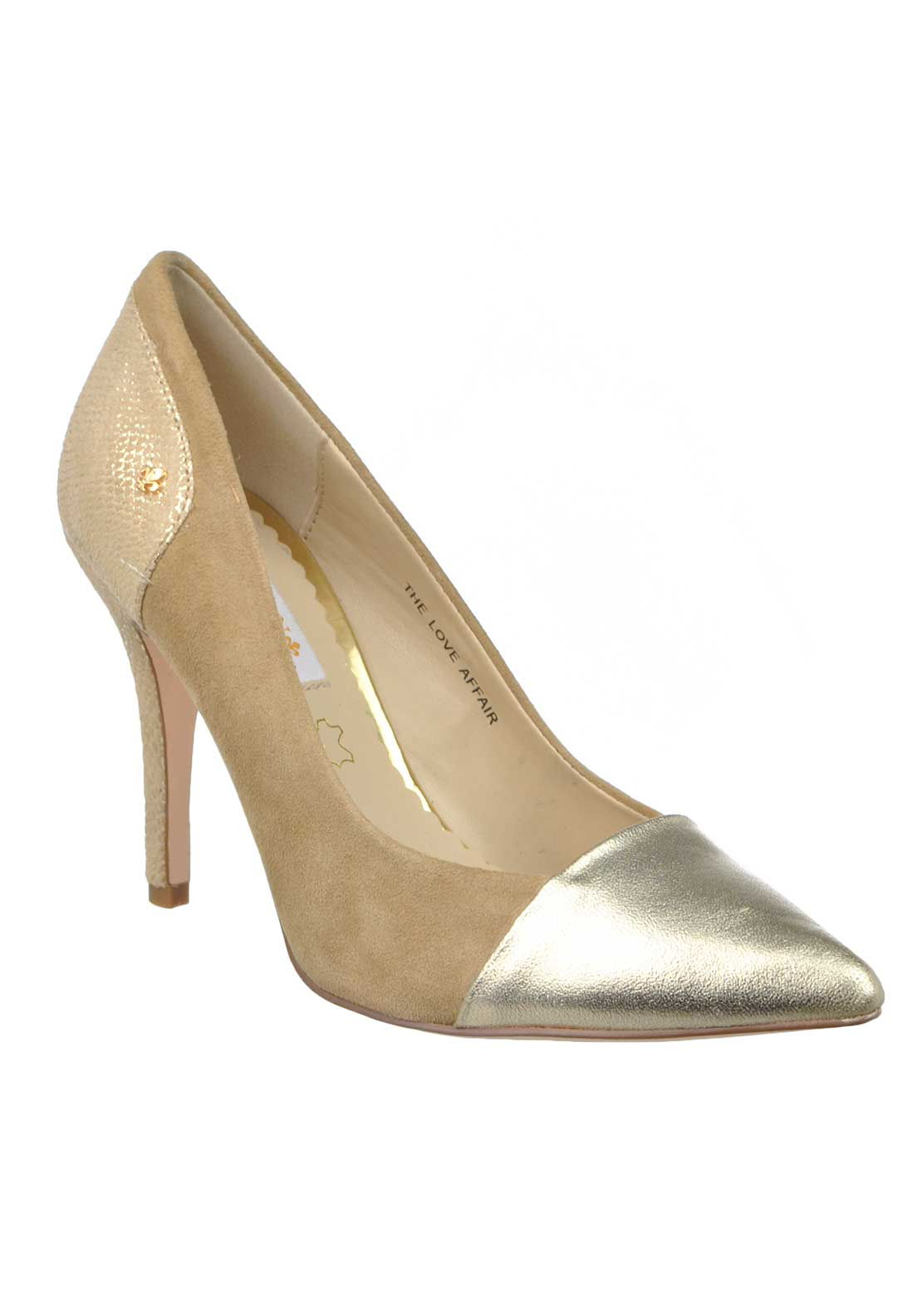 Amy Huberman Bourbon The Love Affair Shoe