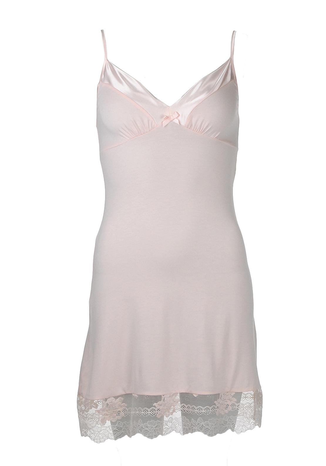 Vanilla Night & Day Chemise, Peach