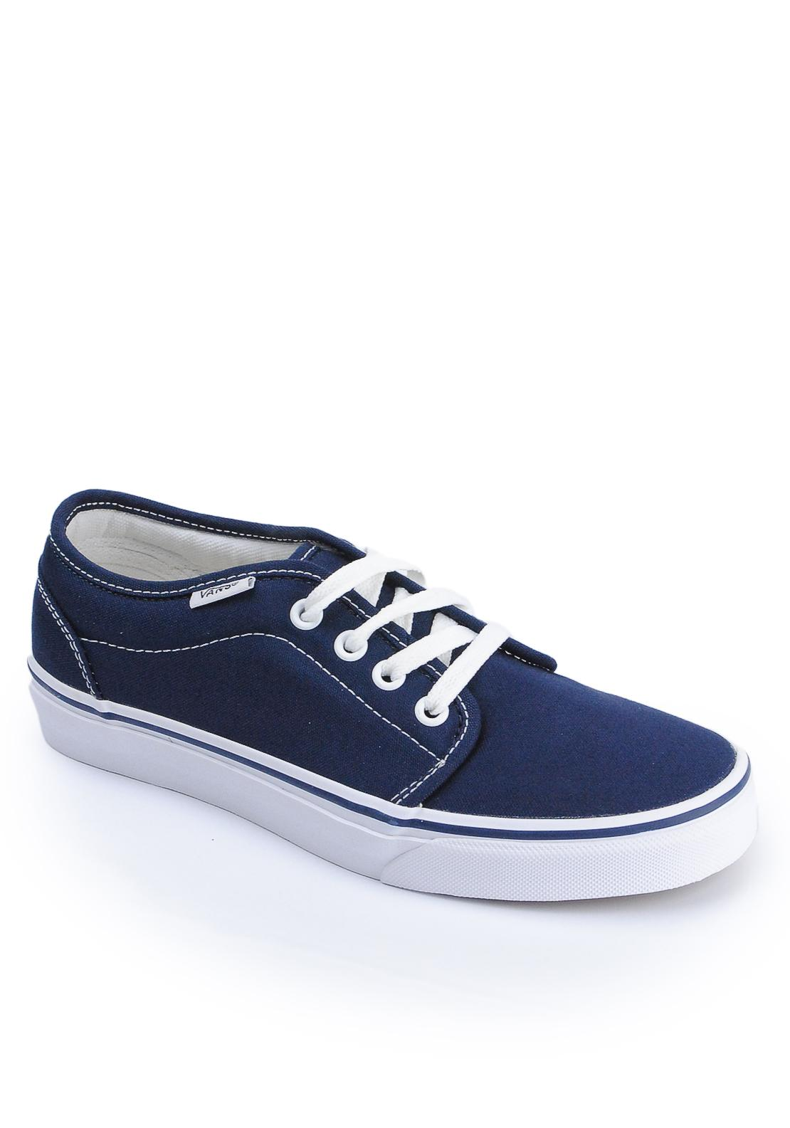 Vans Vulcanized Trainers, Navy