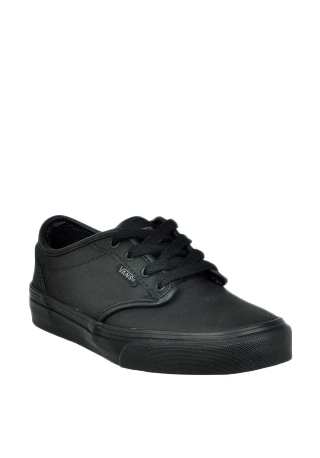 Vans Kids Authentic Trainers, Black