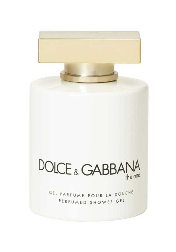 Dolce & Gabbana The One perfumed shower gel, 200ml