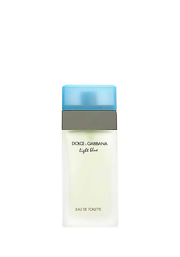 Dolce & Gabbana Light Blue For Her Eau de Toilette, 25ml