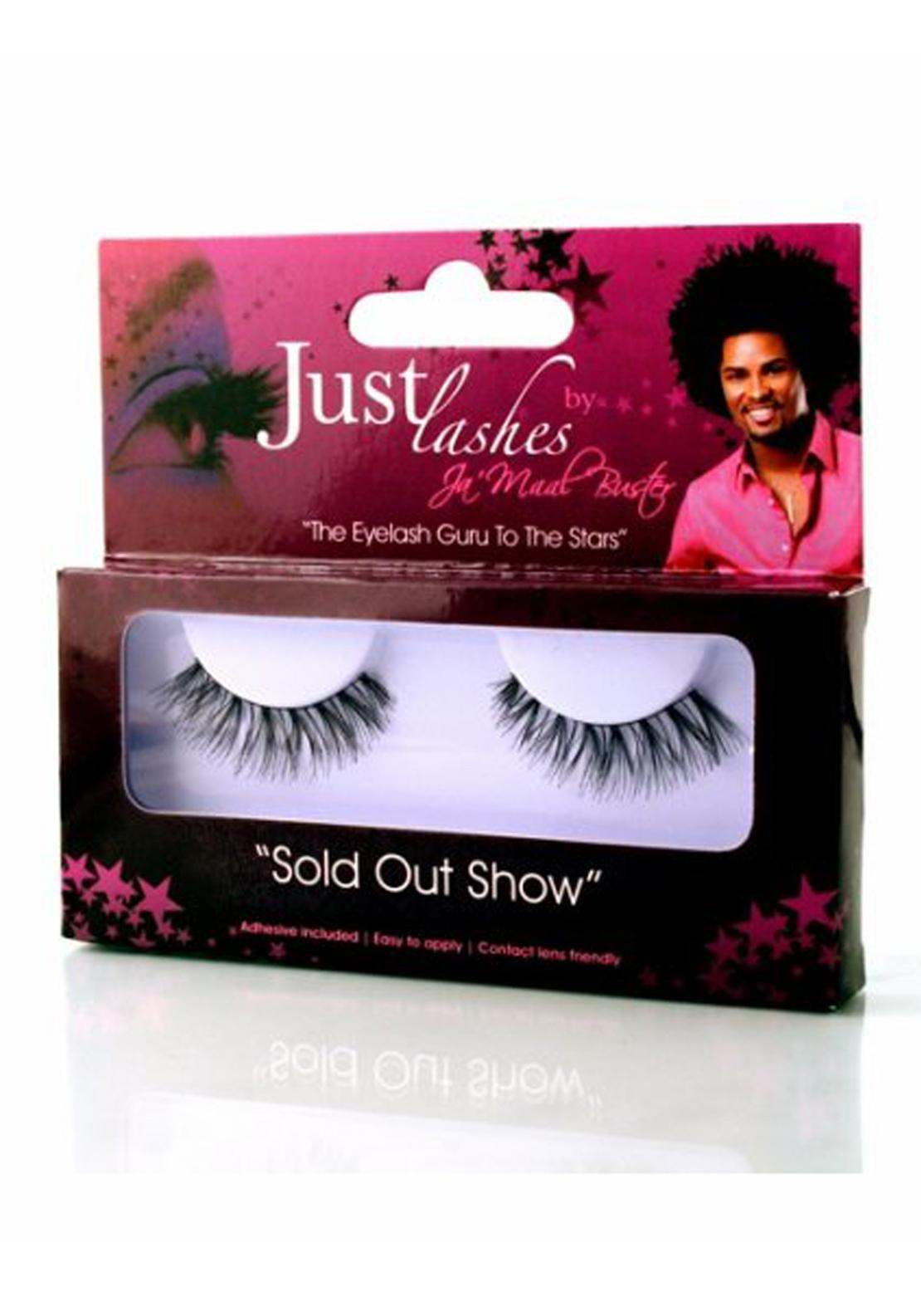 Just Lashes by Ja'Maal Buster, Sold out Show