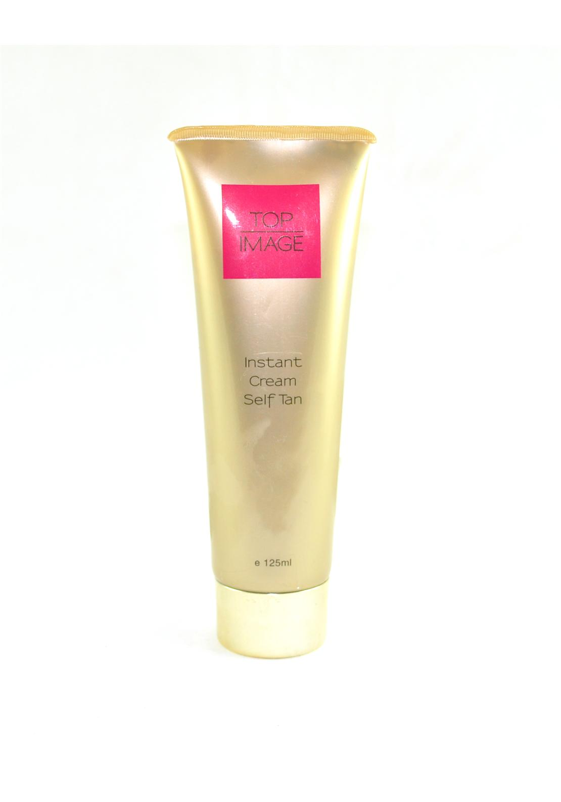 Top Image Instant Cream Self Tan