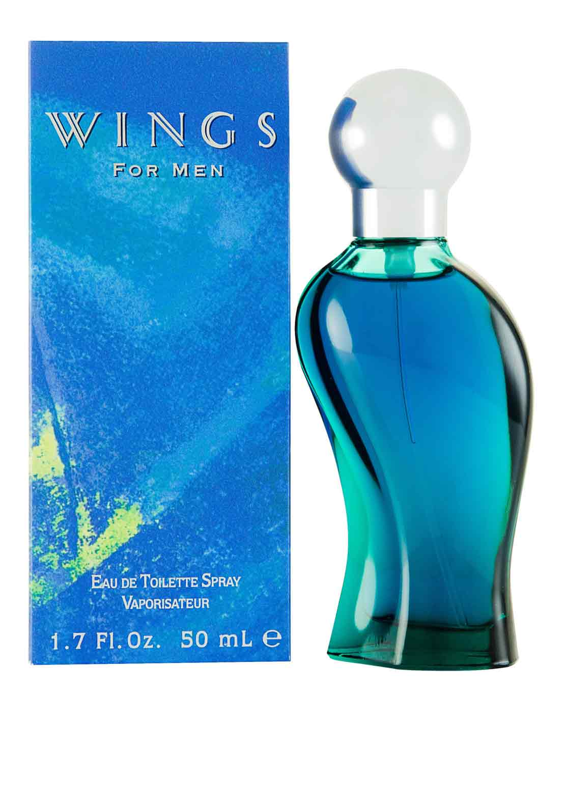 Wings for Men Eau De Toilette Aftershave 50ml