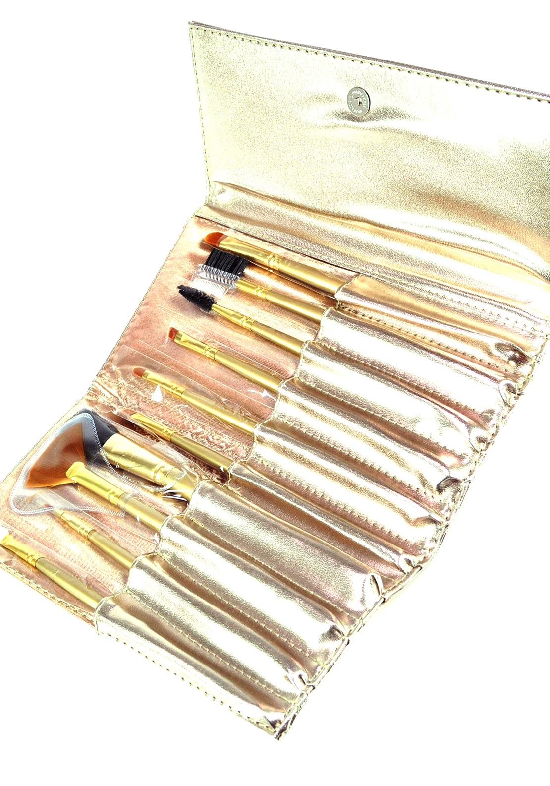 BC Body Collection 10 Piece Brush Set