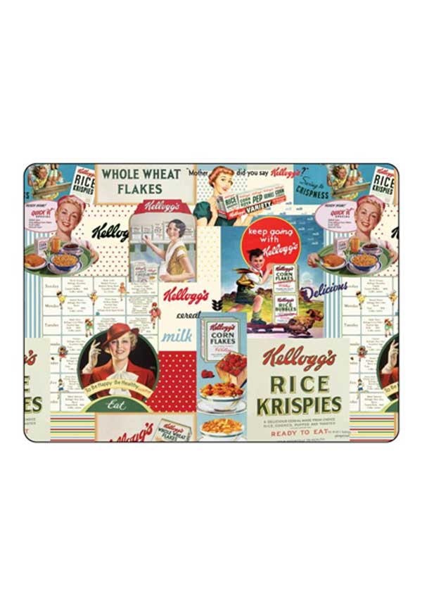 Pimpernel Vintage Kellogg's Placemats, set of 6