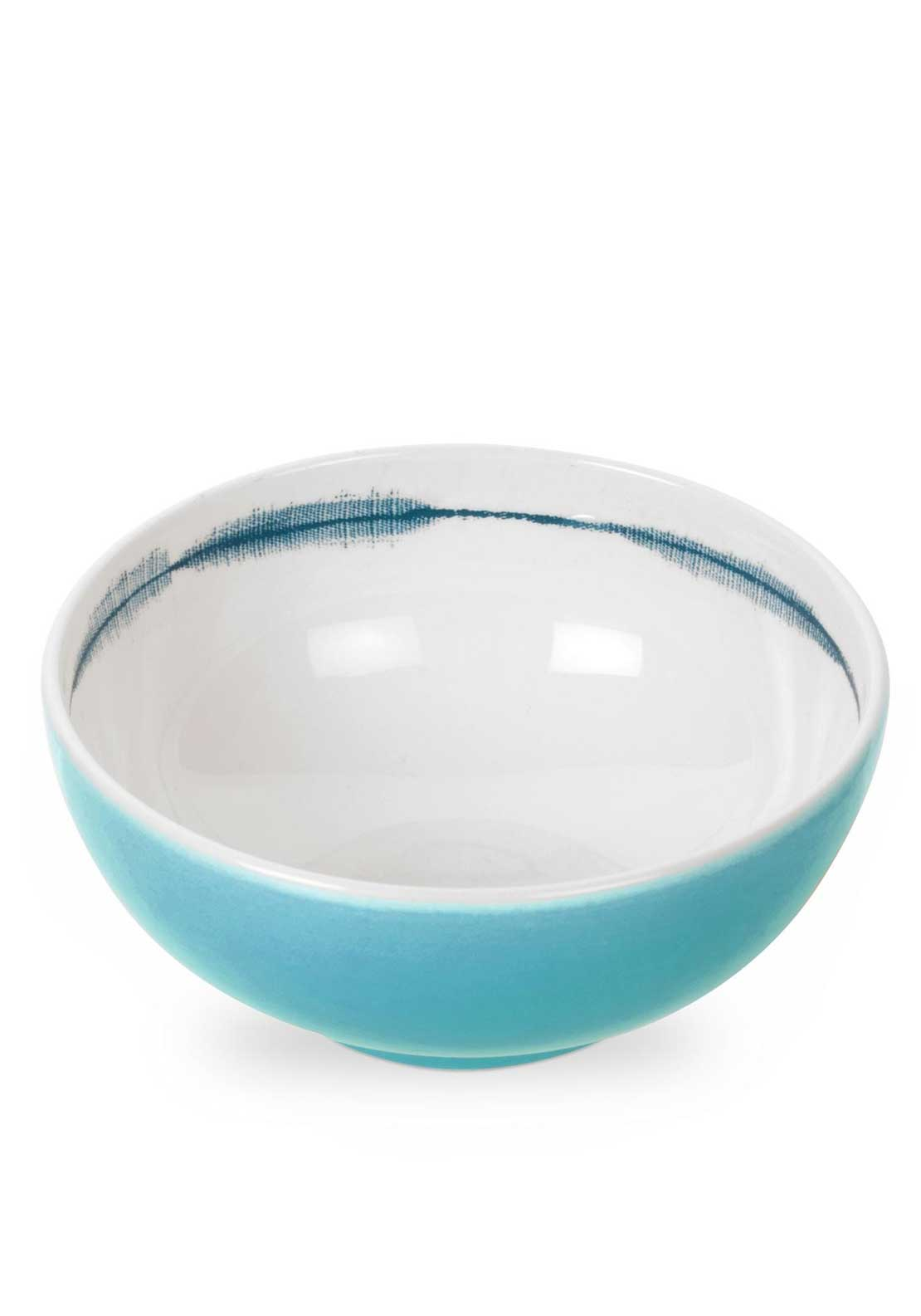Portmeirion Coast Cereal Bowl, Blue