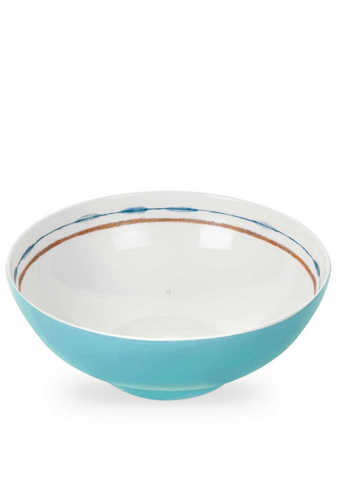 Portmeirion Coast Large Salad Bowl, Blue