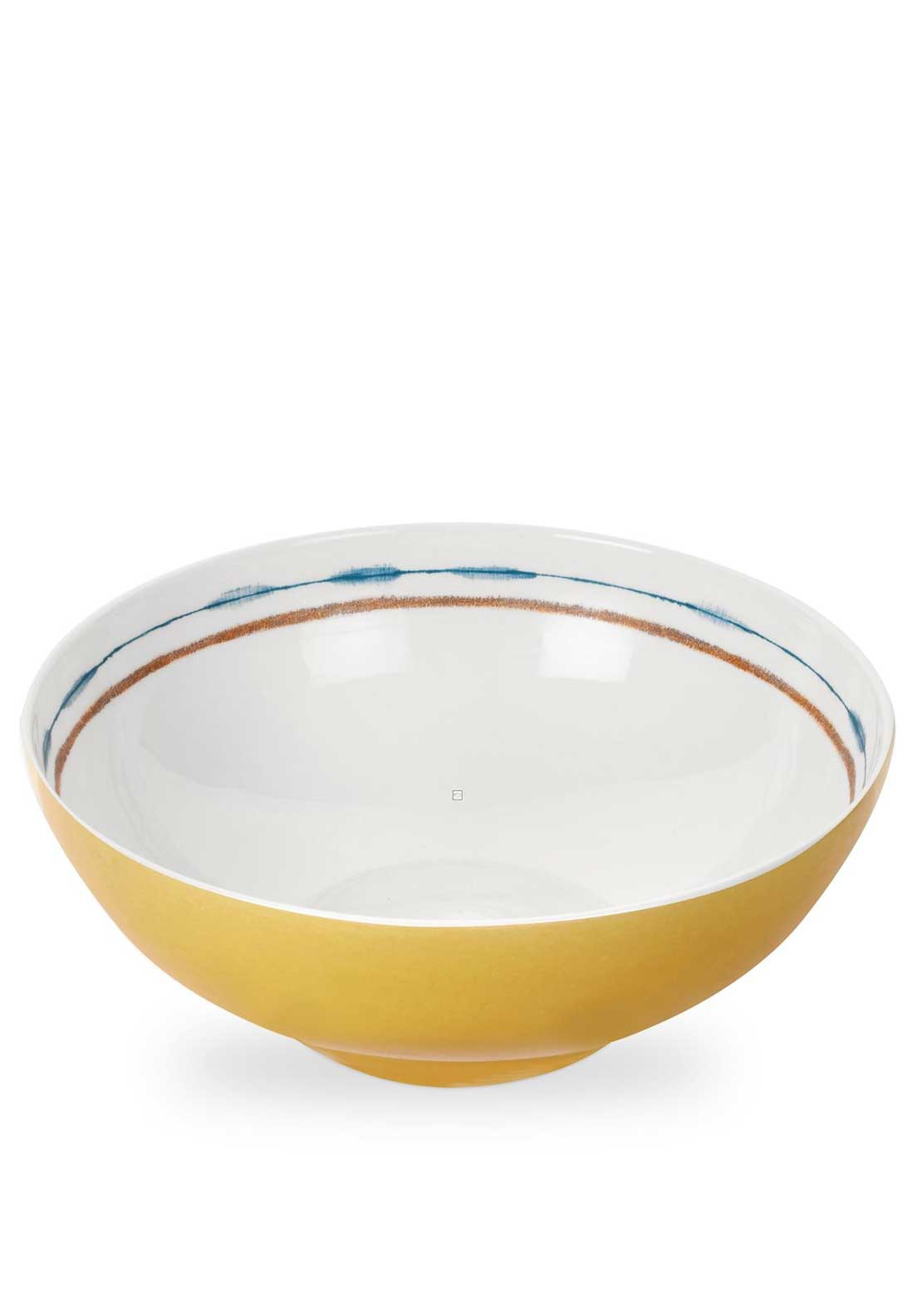 Portmeirion Coast Large Salad Bowl, Yellow