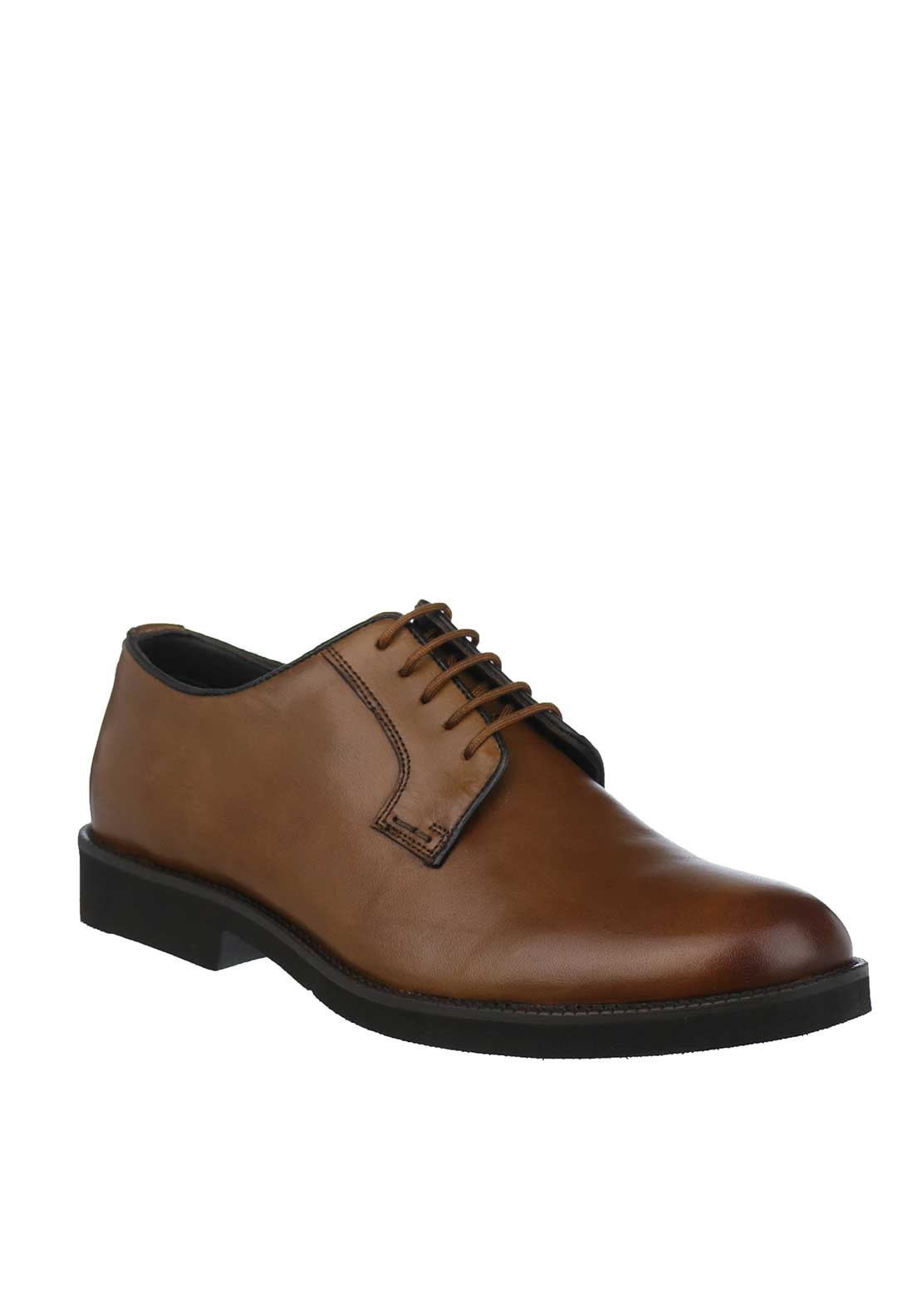 Paul O'Donnell by POD Delta Leather Shoes, Tan