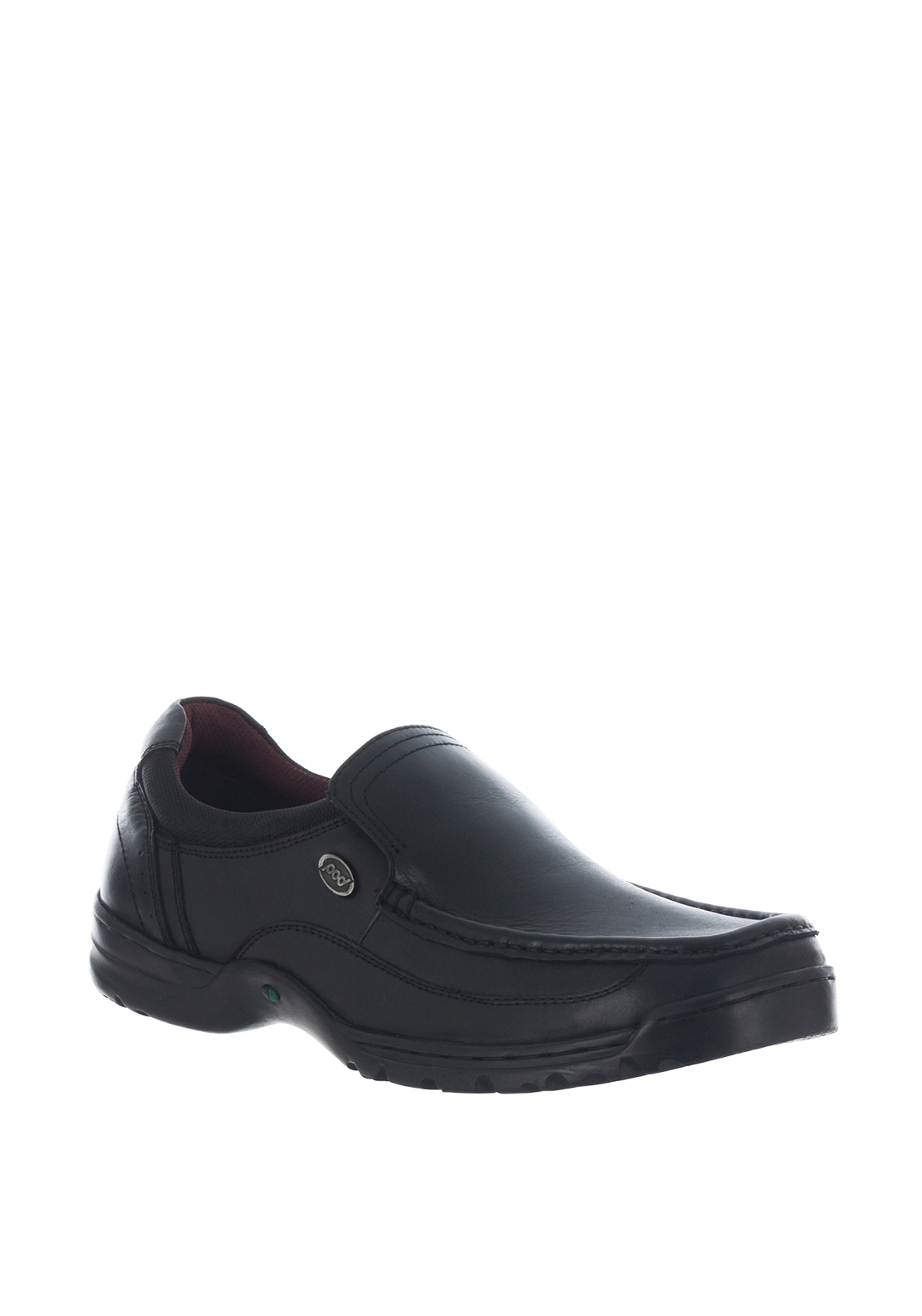 Paul O' Donnell by Pod Edd Leather Shoe, Black