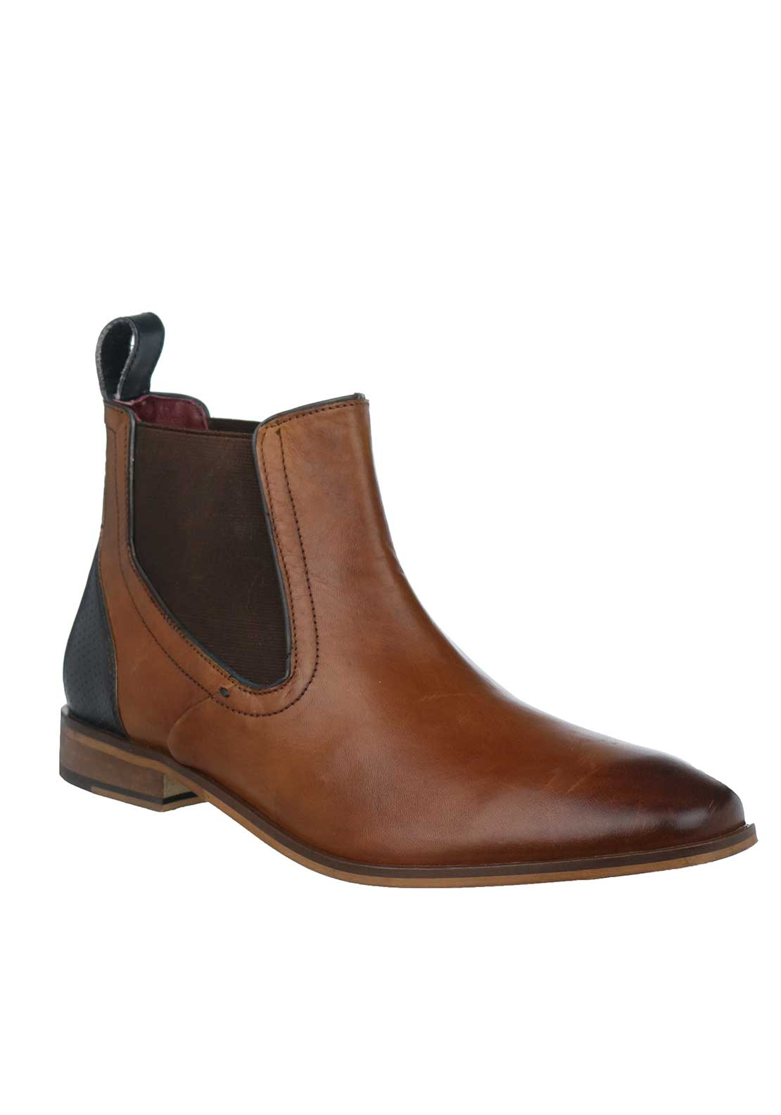 Paul O'Donnell Phoenix Leather Boot, Tan
