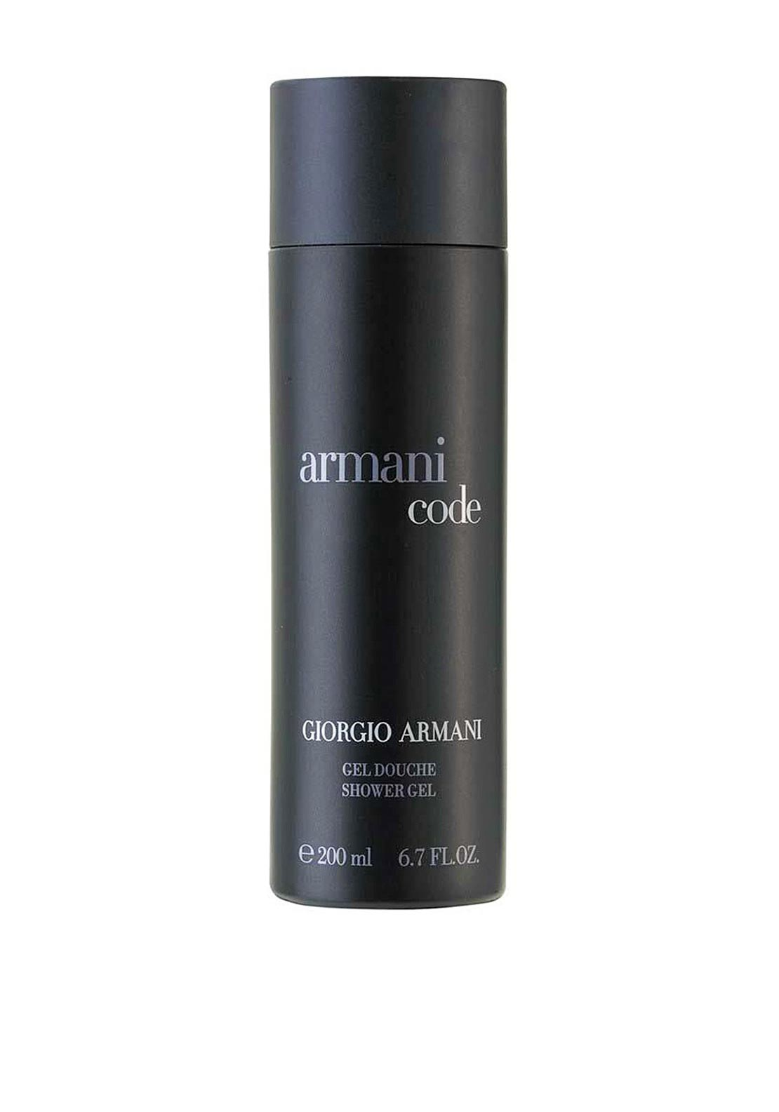 Armani Code Giorgio Armani Shower Gel, 200ml