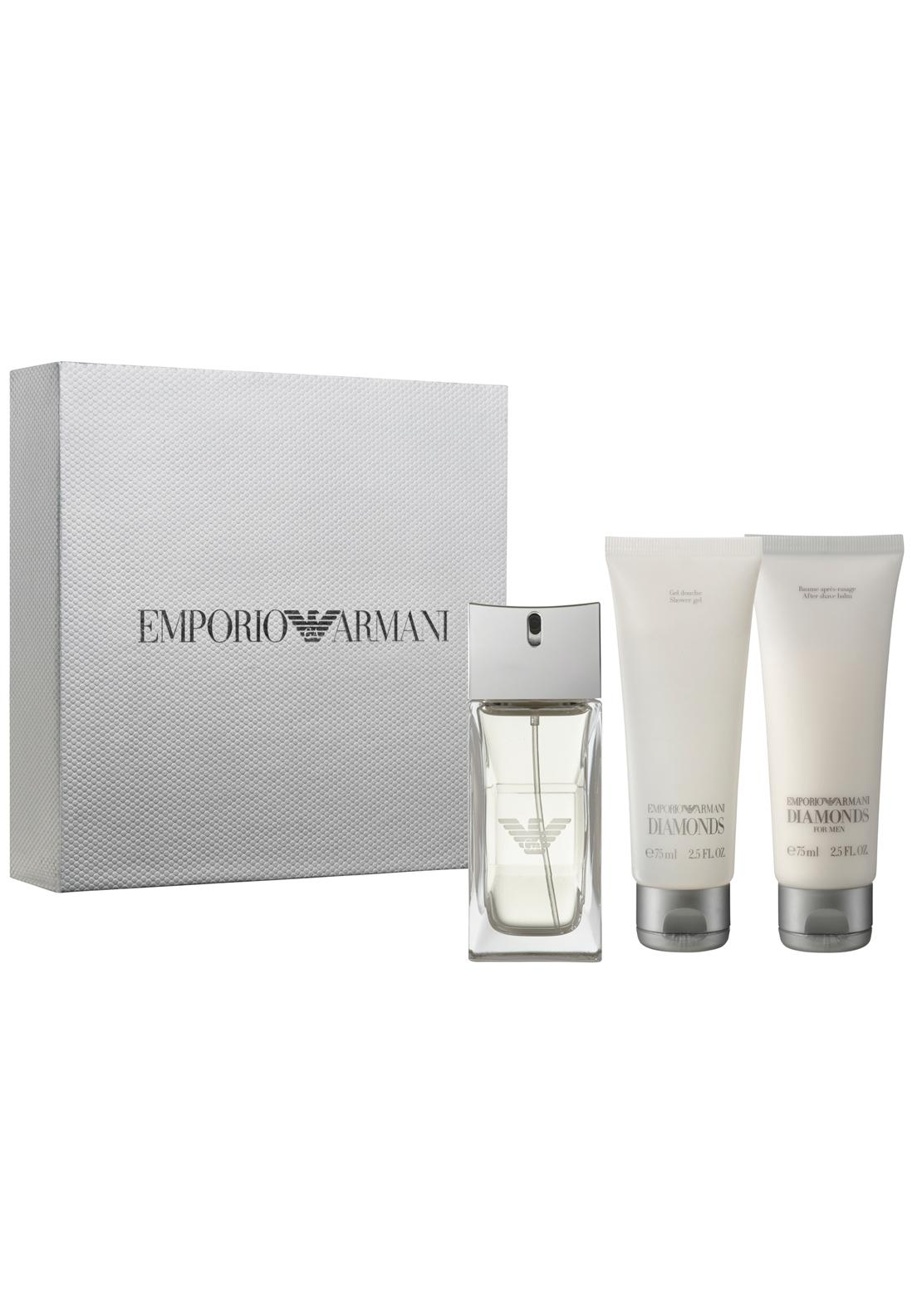 Emporio Armani Diamonds For Men Gift Set