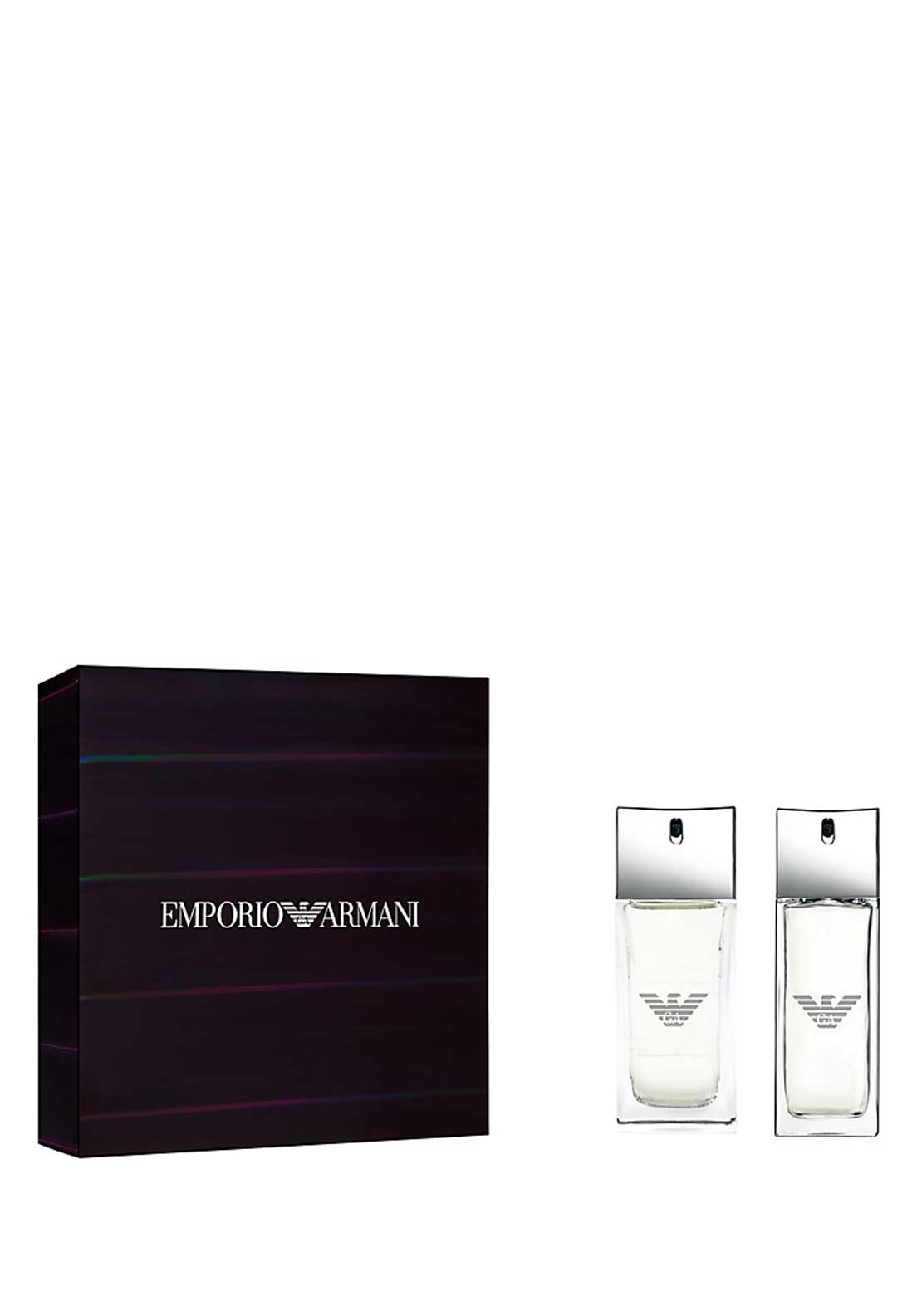 Emporio Armani Diamonds for Men Gift Set, 50ml