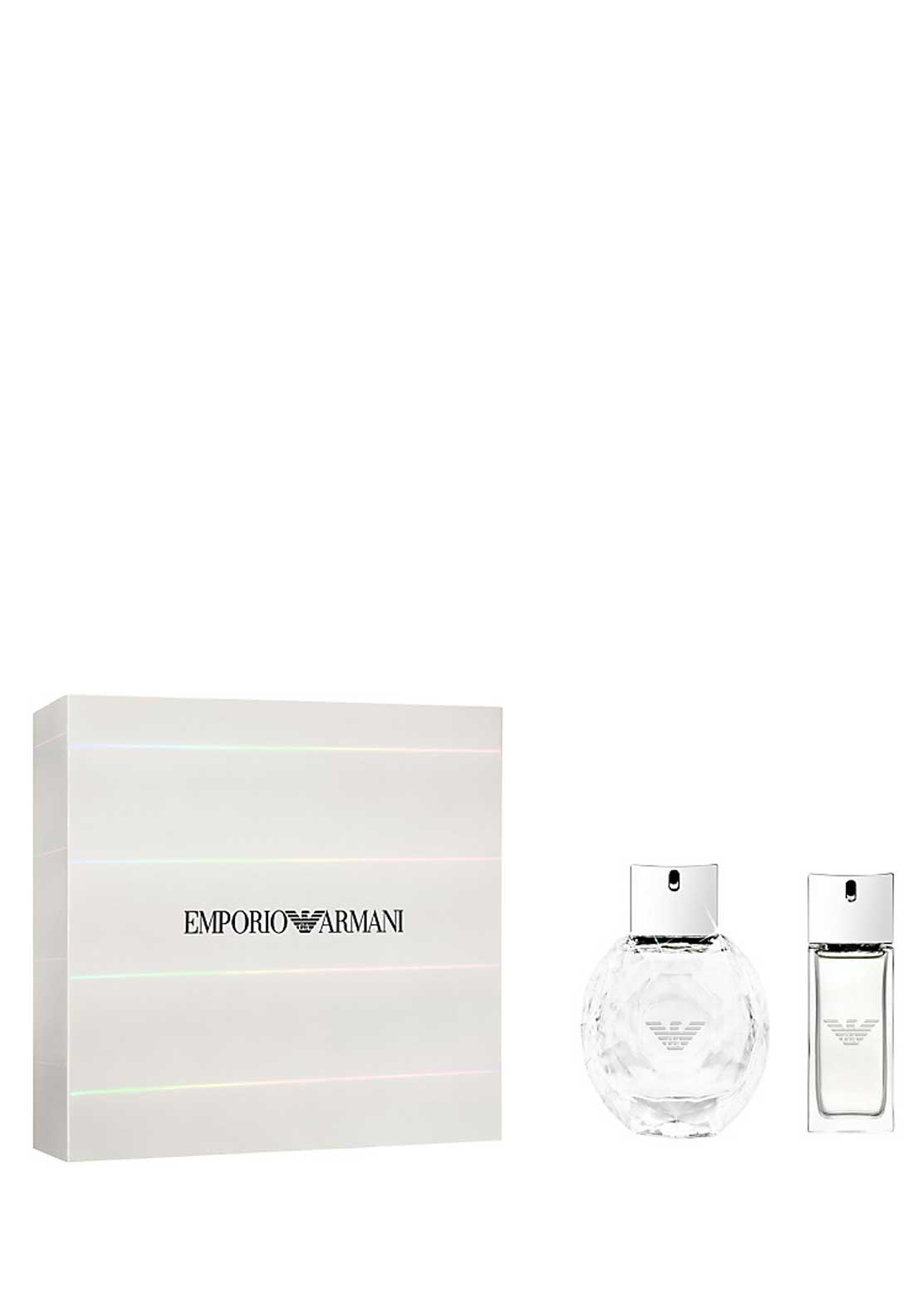 Emporio Armani Diamonds for Her Gift Set, 50ml
