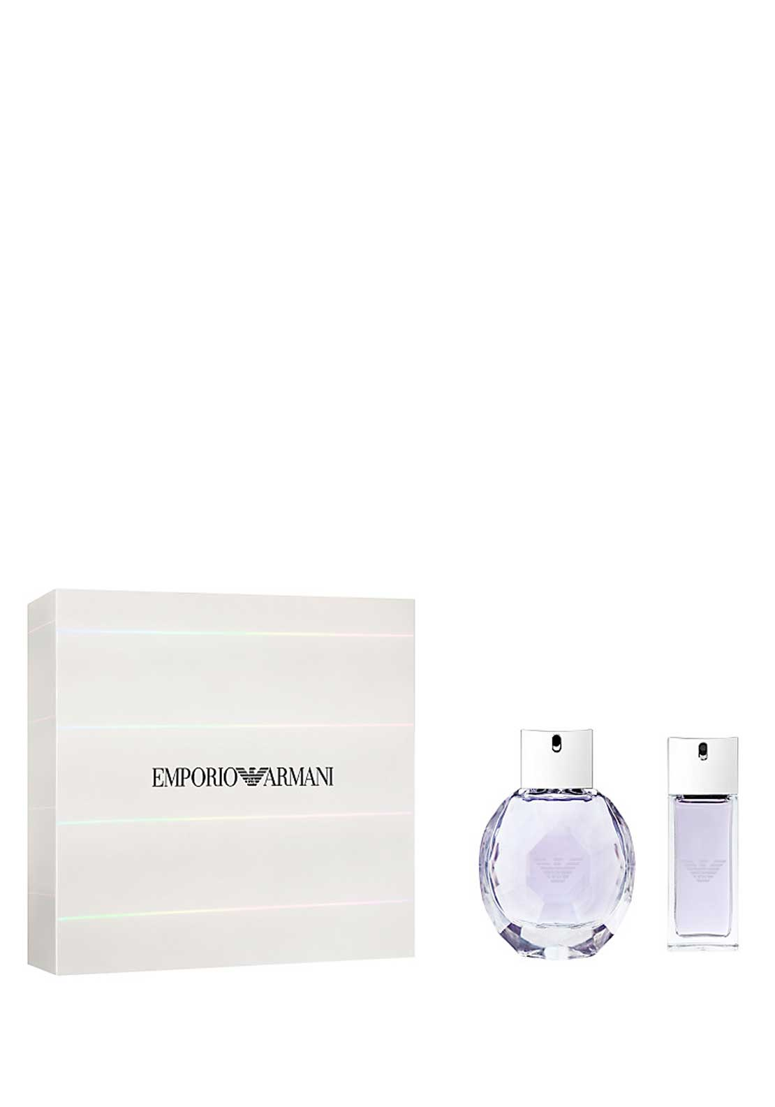 Emporio Armani Diamonds Violet for Her Gift Set, 50ml